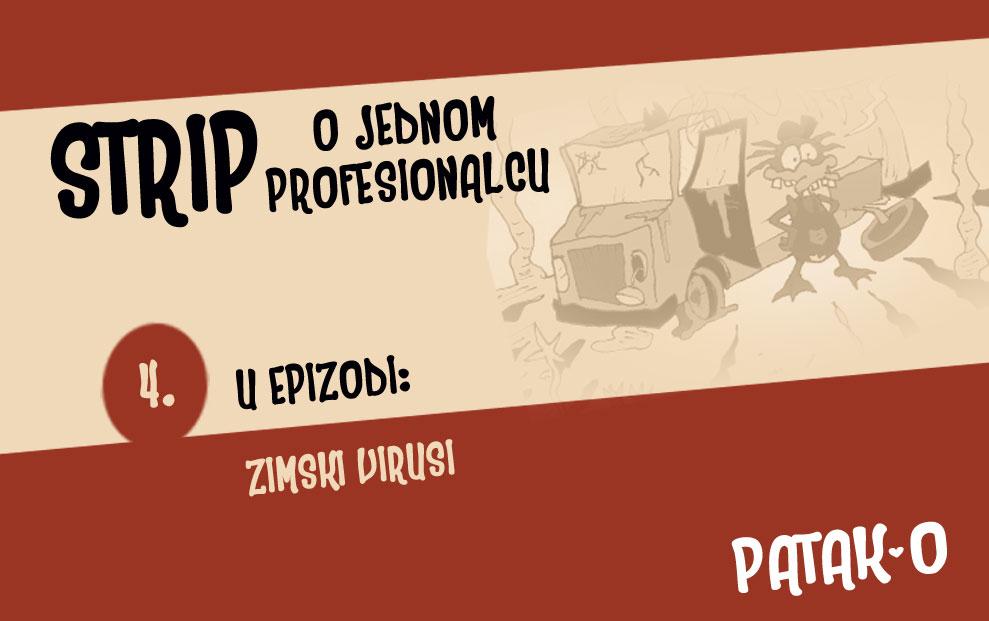 Patak-O strip, ep. 4.