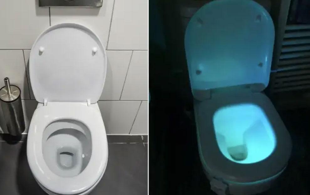 Svjetlo za WC školjku pravi je hit!