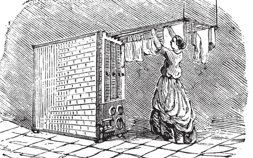 Kako se čistilo u 19. stoljeću