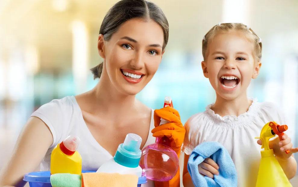 I proizvodi za čišćenje imaju rok trajanja