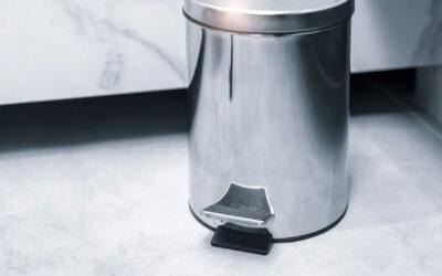 Kako najbolje očistiti kantu za smeće?