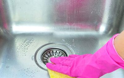Kako da sudoper bude potpuno čist
