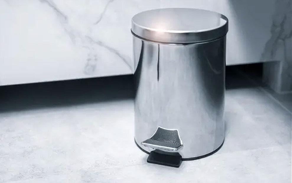 Patak-O savjeti: kako da kanta za smeće više ne smrdi